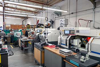 premier gear grinding department